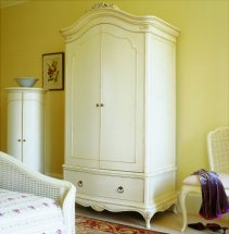 Willis and Gambier - Ivory Wardrobe