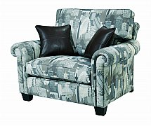 Duresta - New Plantation Reading Chair