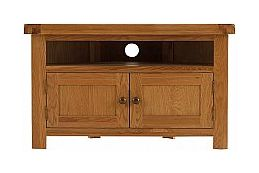 Barrow Clark - Oakleaf Corner TV Unit