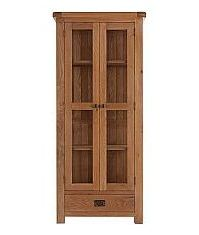 Barrow Clark - Oakleaf Display Cabinet