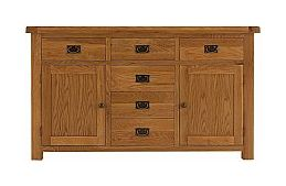 Barrow Clark - Oakleaf Large Sideboard