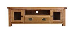 Barrow Clark - Oakleaf Large TV Unit