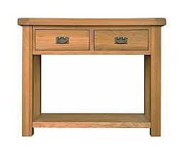 Barrow Clark - Oakleaf Console Table