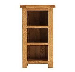 Barrow Clark - Oakleaf Narrow Bookcase