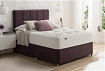 Silentnight - Geltex Synergy 2000 Divan Bed