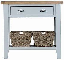 Barrow Clark - New England Console Table