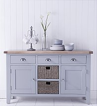 Barrow Clark - New England Large Sideboard