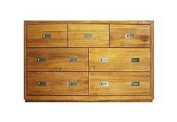 Unique - Como 7 Drawer Chest