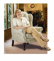 Celebrity - Woburn Legged Armchair