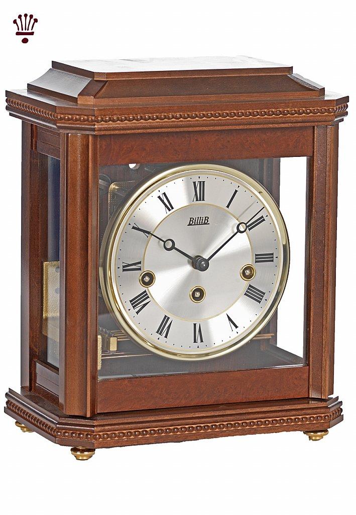 BilliB - Birchgrove Mantel Clock - Walnut
