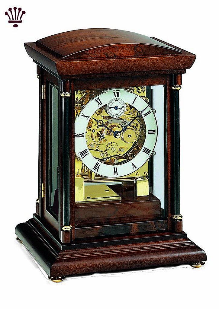 BilliB - Bradley Mantel Clock - Walnut