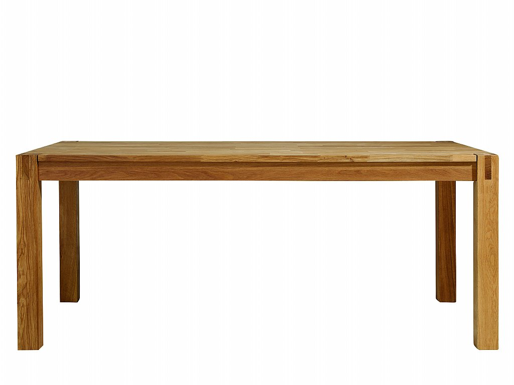 Unique royal oak large dining table for Different dining tables