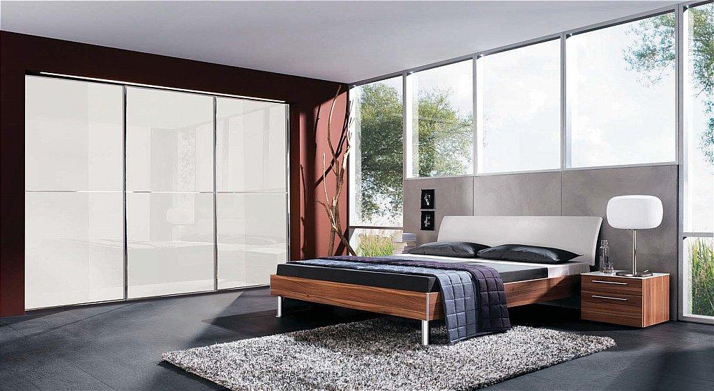 nolte attraction sliding door wardrobe. Black Bedroom Furniture Sets. Home Design Ideas