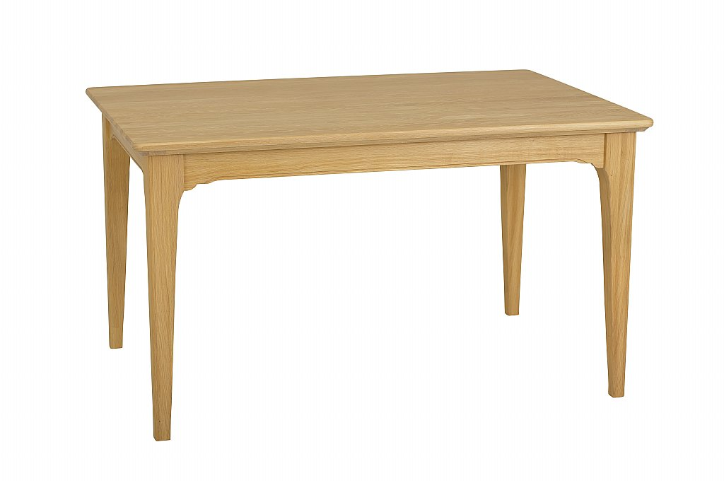 Stag New England Fixed Dining Table