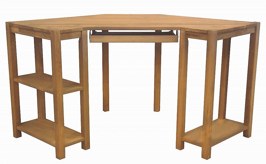 Unique - Royal Oak Corner Office Desk