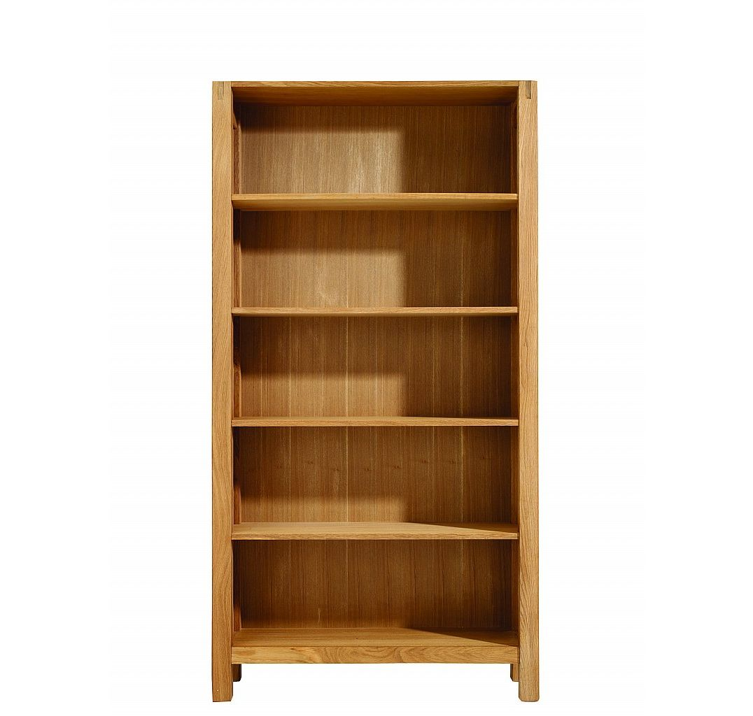 Unique - Royal Oak Bookcase