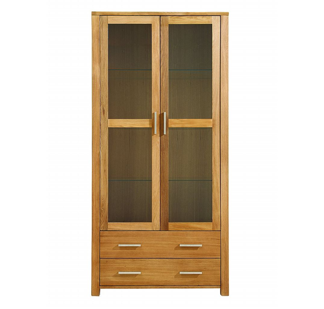 Unique - Royal Oak Display Cabinet
