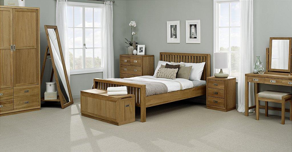 Unique - Como Bedroom