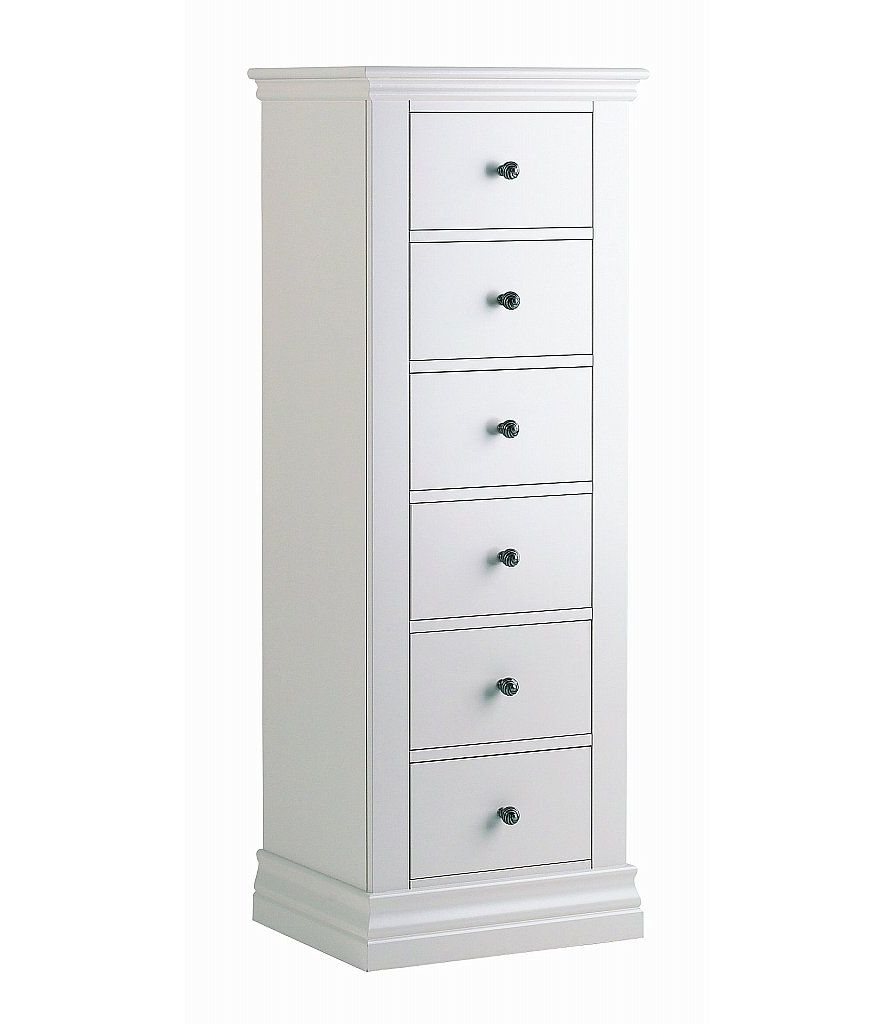 Corndell - Annecy 6 Drawer Tallboy