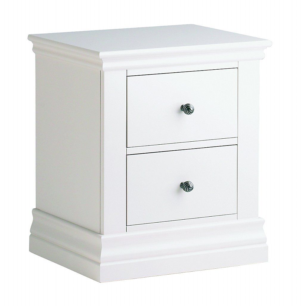 Corndell - Annecy 2 Drawer Bedside Chest