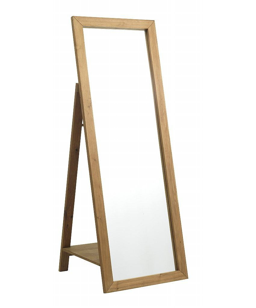 Unique - Como Floor Standing Mirror