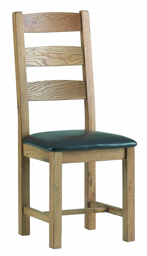 Global Home - Lovell Ladder Back Dining Chair