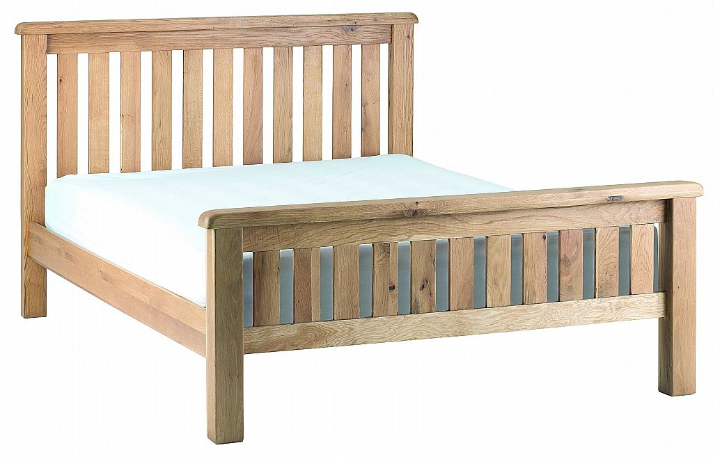 Global Home - Lovell Slatted Bedstead
