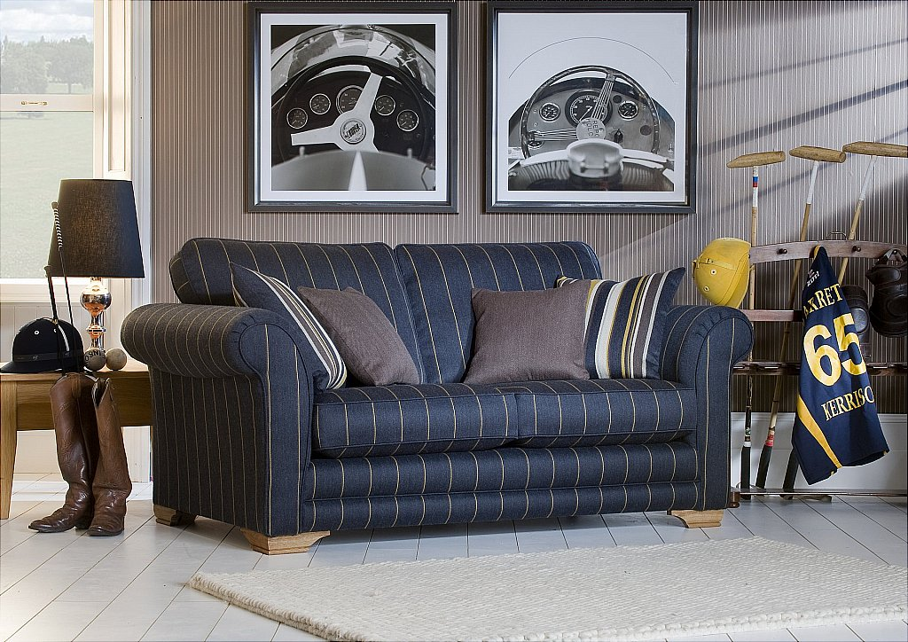 Alstons Upholstery - Vermont 2 Seater Sofa