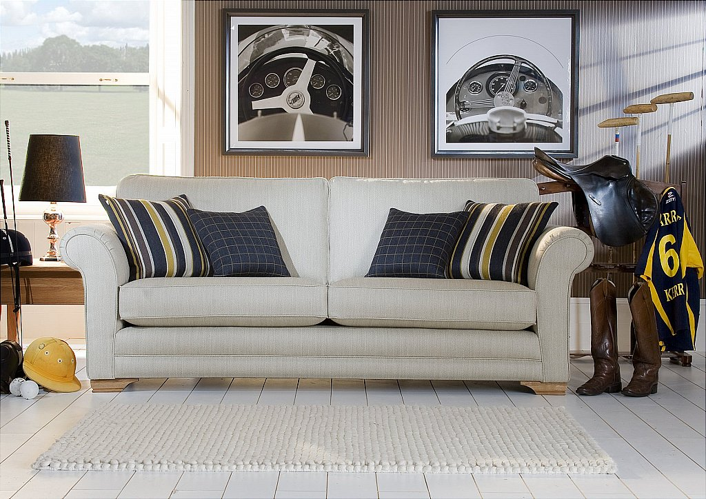 Alstons Upholstery - Vermont 3 Seater Sofa
