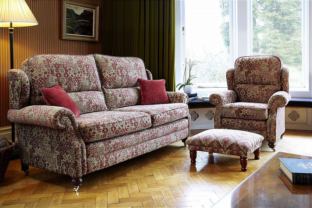 Vale Upholstery - Fraser Suite