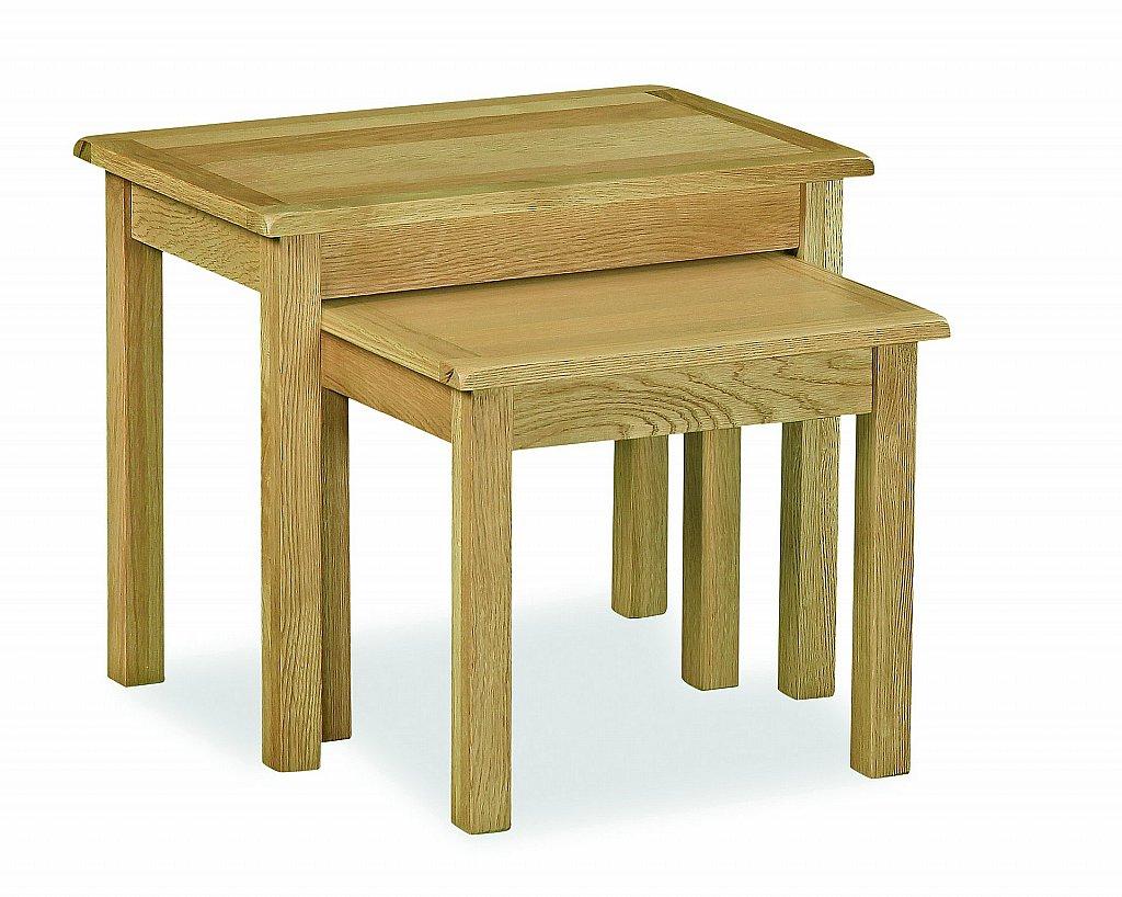 Global Home - Lovell Lite Nest of Tables