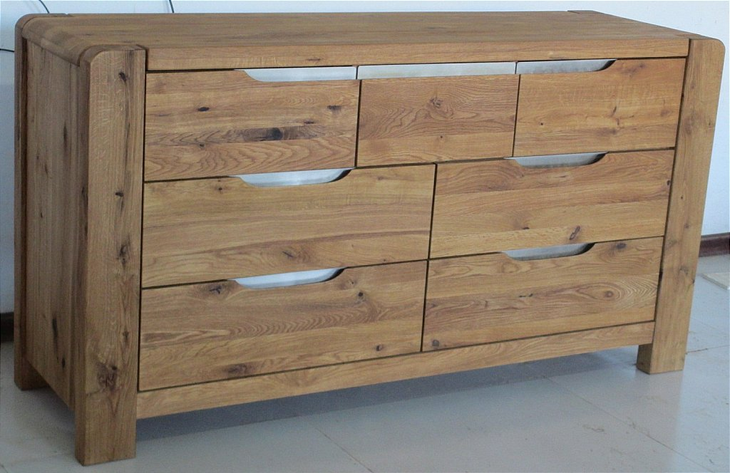 Unique Imola 7 Drawer Wide Chest
