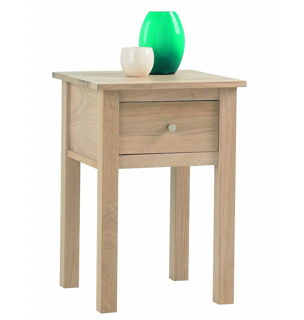 Corndell - Nimbus Lamp Table with Drawer