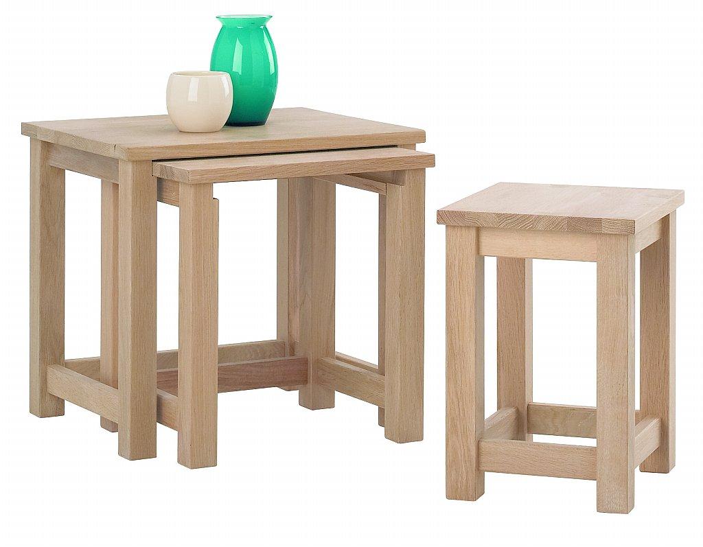 Corndell - Nimbus Nest of Tables
