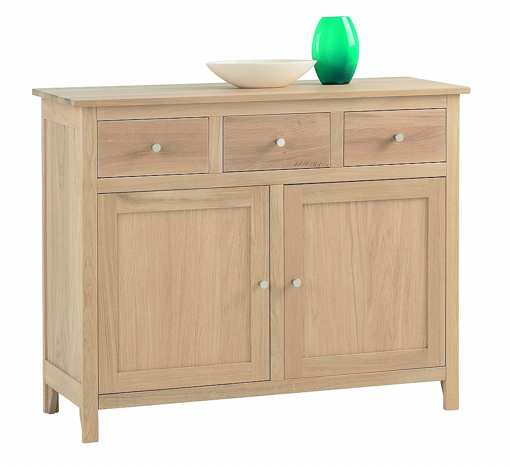 Corndell - Nimbus 3 Drawer Sideboard