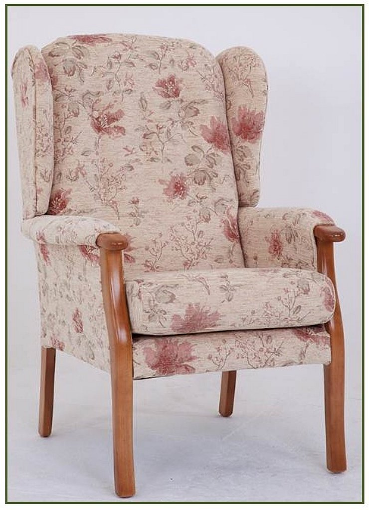 JC and MP Smith - Jilly Wing Chair