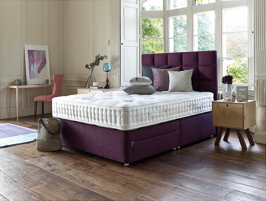 Relyon - Kensington Divan Bed