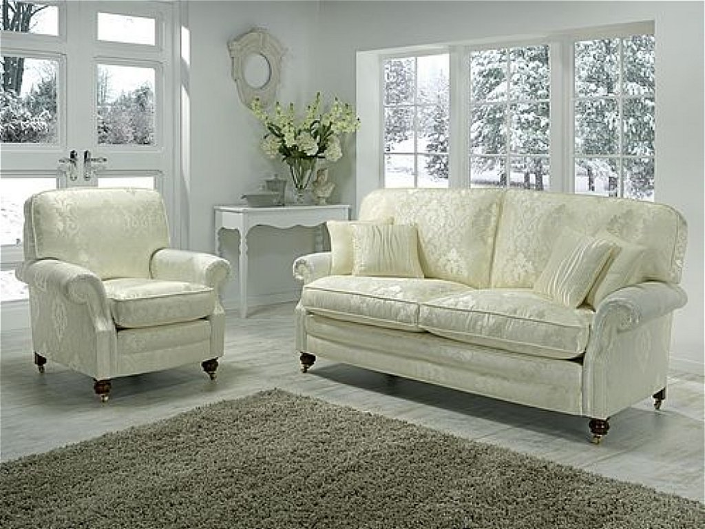 Vale Upholstery - Lewis Suite