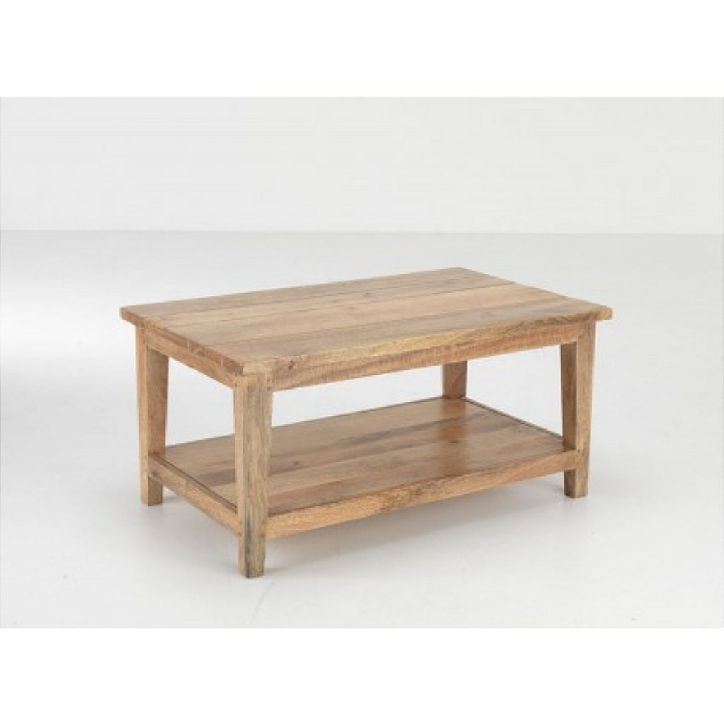 Ancient Mariner Metro Coffee Table With Shelf