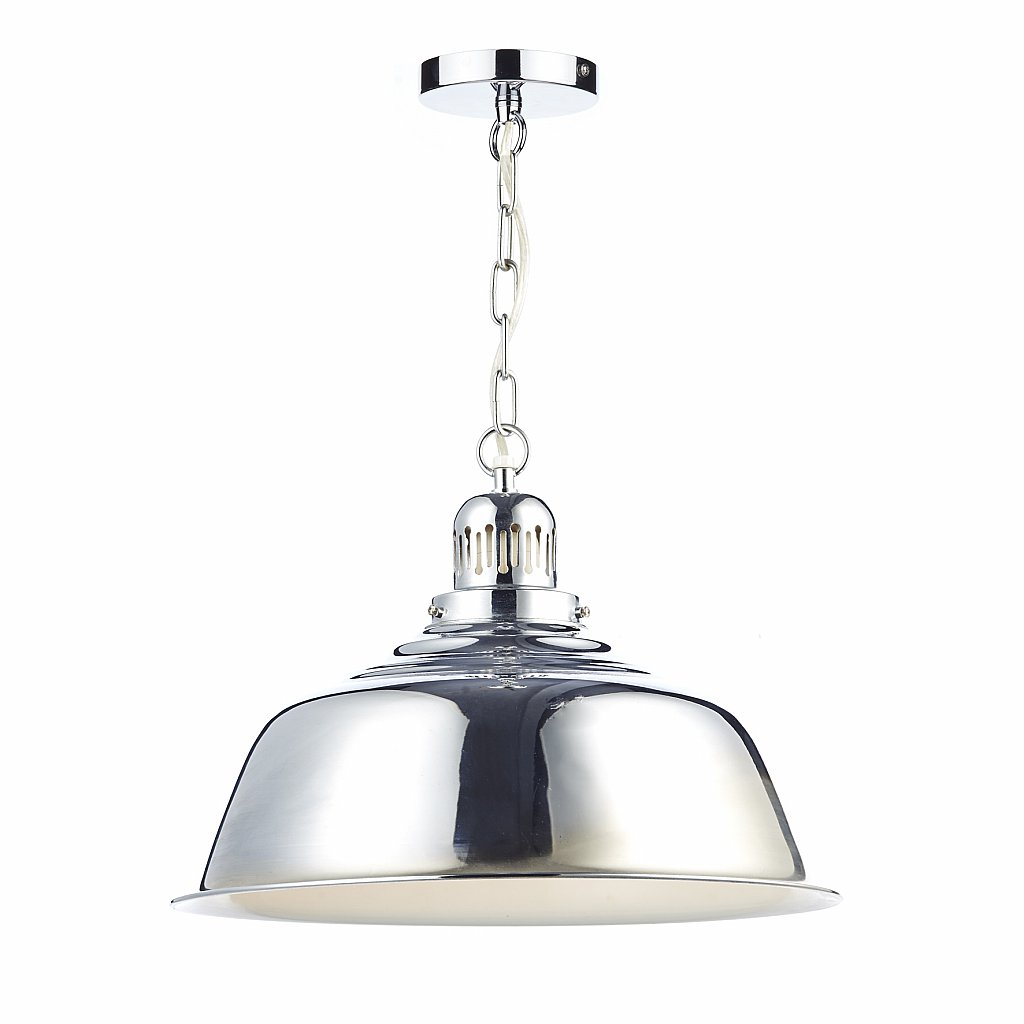 Dar Lighting - Nantucket 1 Light Pendant