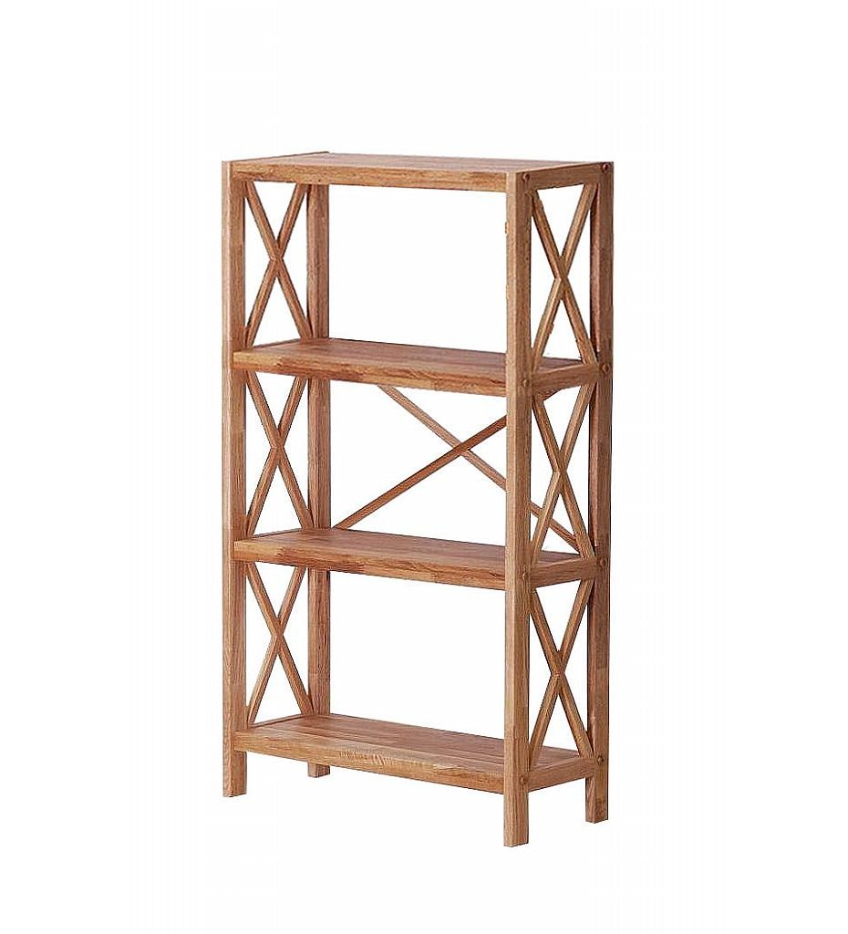Unique - Royal Oak 4 Shelf Unit