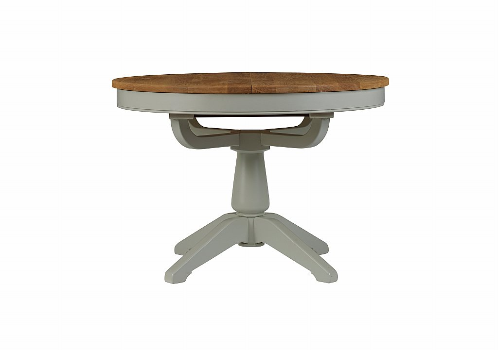 Charltons Furniture - Somerdale 140cm Round Extending Dining Table