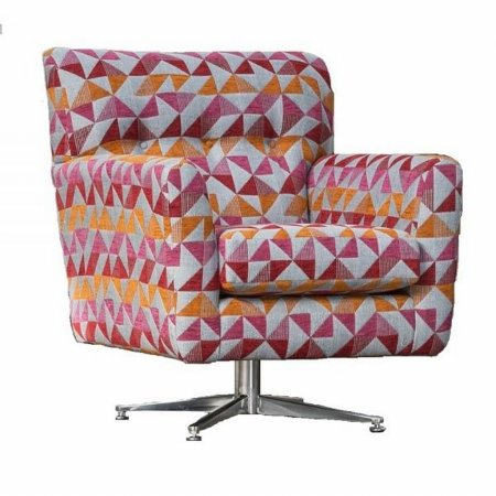 Alstons Upholstery - Cuvio Swivel Chair