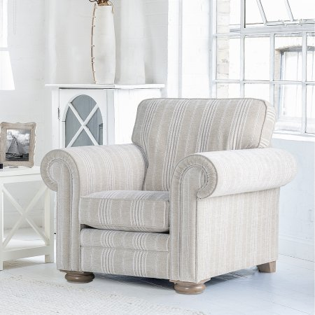 Alstons Upholstery - Cambridge Armchair