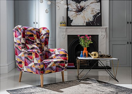 The Great Chair Company - Shelby Accent Chair