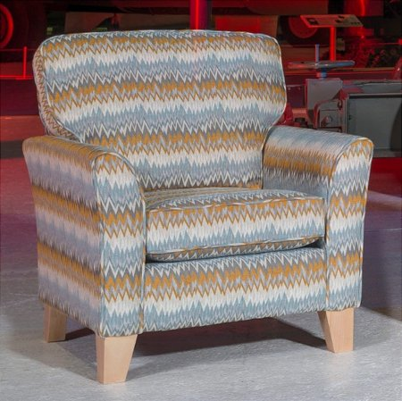 Alstons Upholstery - Spitfire Gallery Accent Chair