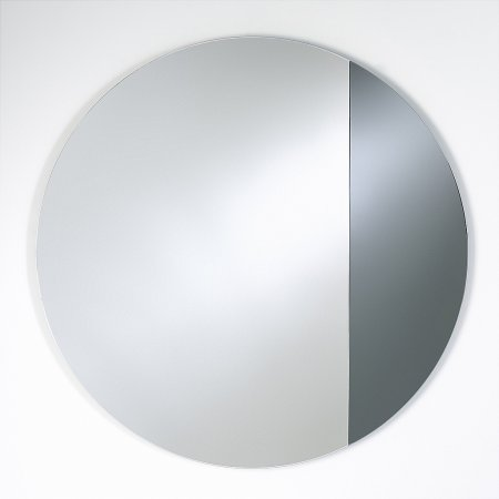 Deknudt Mirrors - Cord Grey Mirror