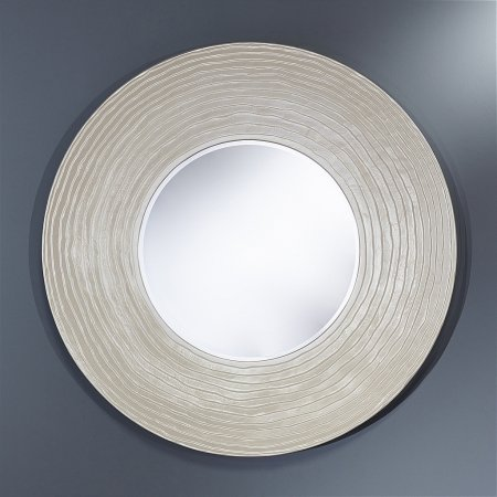 Deknudt Mirrors - Disc Pearl Mirror