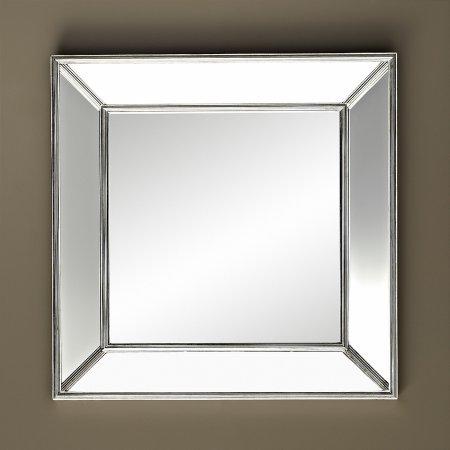 Deknudt Mirrors - Rustic Silver Mirror