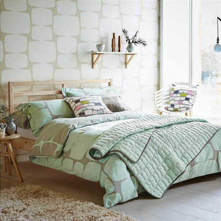 Bedeck - Scion Lohko Bedding In Mist